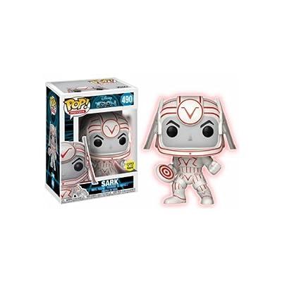 Funko Pop! Disney: Tron Sark Collectible Figure: Funko Pop! Movies:: Toys & Games