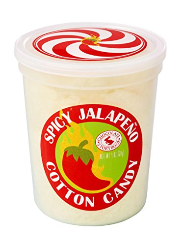 Spicy Jalapeno Cotton Candy ()