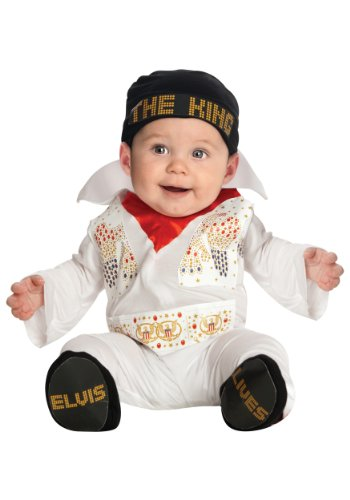 Elvis Baby Infant Costume - Newborn