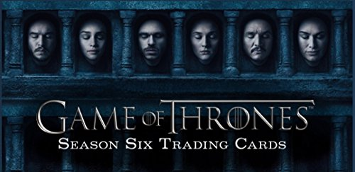 2017 Game of Thrones Season 6 Trading Cards Complete Base (Set Trading Card Game)