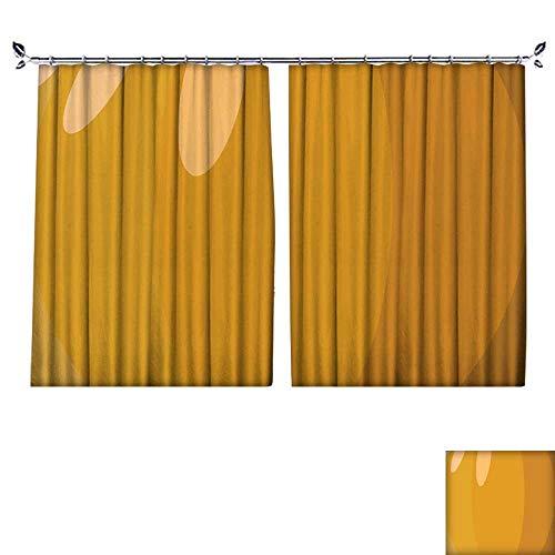 DragonBuildingMaterials Blackout Draperies for Bedroom Pumpkin Skin Vector Illustration Halloween Background or Wallpaper W63 x -
