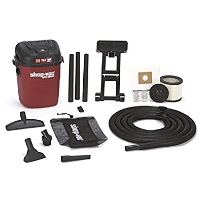 Shop Vac 3.5 Gallon 3 HP Wall Mount Wet & Dry Vac