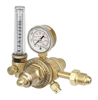 Victor 0781-3774 HVTS2570-580 Professional Two Stage Flow Meter Medium Duty Regulator