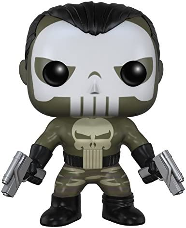 Funko: Marvel: Nemesis Punisher: Amazon.es: Juguetes y juegos