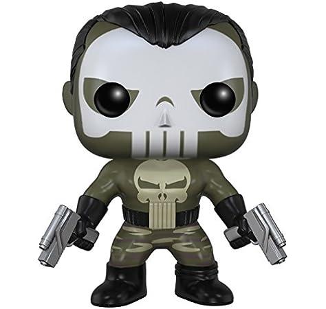 Funko: Marvel: Nemesis Punisher: Amazon.es: Juguetes y juegos