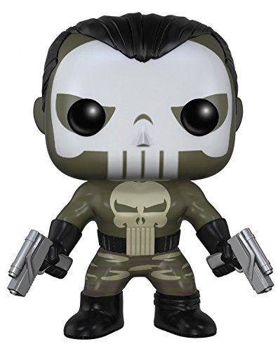 Funko Marvel Nemesis Punisher