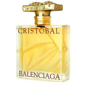 CRISTOBAL Perfume. EAU DE PARFUM SPRAY 1.7 oz / 50 ml By Balenciaga - Womens (Perfume Cristobal)