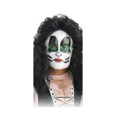 Kiss the Catman Adult Mask -