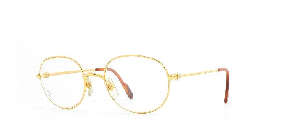Amazon.com: Cartier Antares t8100.277 GLD Oro auténticos ...