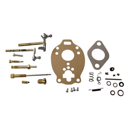 Carb Carburetor Kit For Ford Tractor 8N 9N 2N Tsx33 Tsx241 Marvel-Schebler (8n Carburetor Rebuild Kit compare prices)