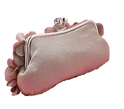 C&T Equipaje de cabina, color Rosa, talla Beige - caqui