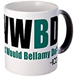 CafePress - What Would Bellamy Do? - Unique Coffee Mug, Coffee Cup