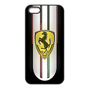 Ferrari sign fashion cell phone case for iPhone 5S
