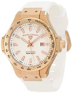 Swiss Legend Men's 40052-RG-02 Maverick White Dial Watch