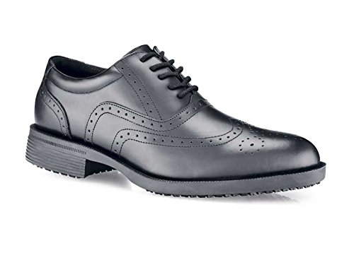 Ii Wingtip CertScarpe Antinfortunistiche Ce Shoes Uomo For Neroblack CrewsExecutive 9YIDH2WE