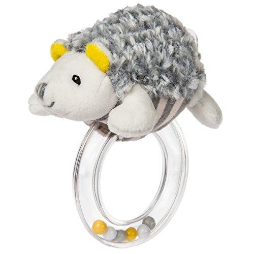 Mary Meyer Baby Rattle, Sunshine Hedgehog Ring