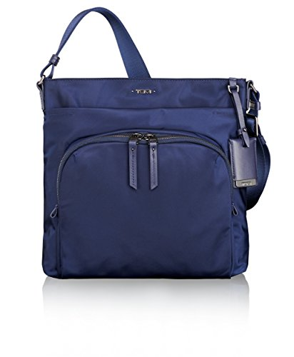 Tumi Women's Voyageur Capri Crossbody Travel Tote, Marine, One Size by Tumi