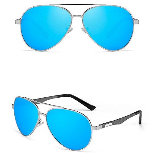 miroir coréens conduite lunettes hommes Miroirs pilote polarisés Hommes de verres soleil soleil personnalisés de pour D Lunettes lunettes de vHqTx