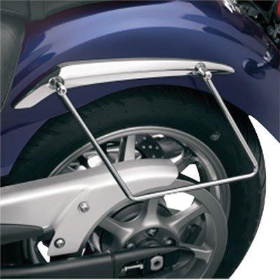 Show Chrome Accessories 63-303 Saddlebag Support Stay (2009 Yamaha V Star 950 Sissy Bar)