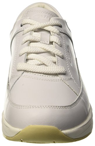 Sneaker Uomo Basso A Reem Bianco Mbt Collo 65qUHnw