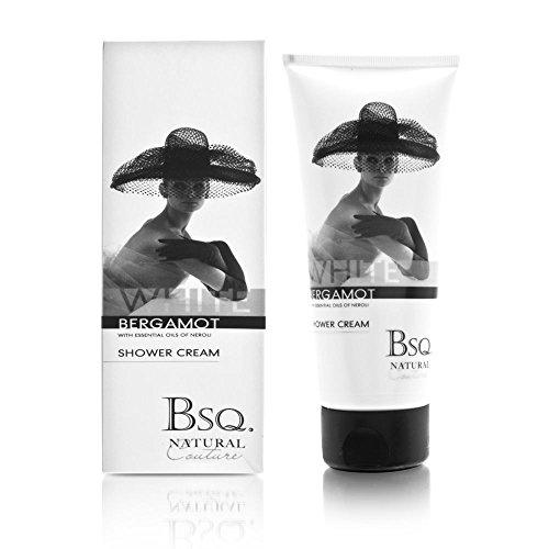 Berkeley Square Natural (Bsq. Natural Couture White Bergamot 6.7 oz Shower Cream)
