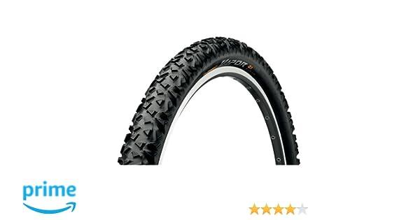 Continental Traffic Tire 26x2.1 Black Steel