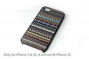 Aztec Retro Case For Ipod Touch 5 Cover case / Case For Ipod Touch 5 Cover Ca4G AArt#177 -AT&T, Verizon Worldwide Providers...