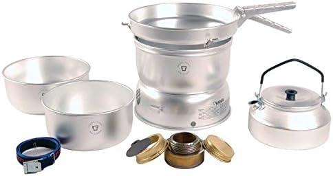 Trangia 25 - Kit de Cocina para Acampada (Incluye Tetera y hornillo)
