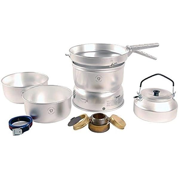 Trangia 25 - Kit de Cocina para Acampada (Incluye Tetera y ...