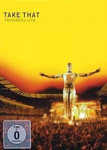 Take That - Progress Live [DVD]