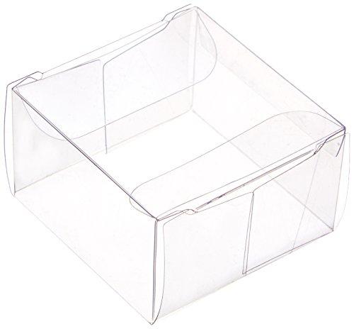 - Darice Square Favor Boxes: 2
