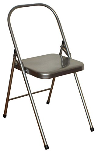 Ananda TALL Backless Yoga Chair with Extended Base - Great for 5'8' and Above