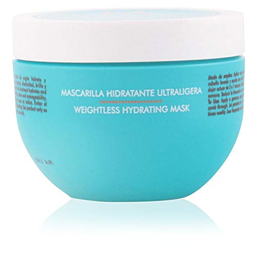 Moroccanoil Weightless Hydrating Mask, 8.5 Ounce (Hydrating Moroccanoil Mask)