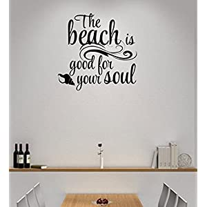 410pu%2BosNgL._SS300_ Beach Wall Decals and Coastal Wall Decals