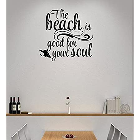 410pu%2BosNgL._SS450_ Beach Wall Decals and Coastal Wall Decals