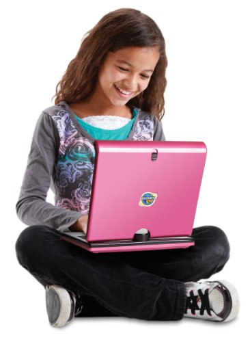 Discovery Kids Teach 'n' Talk Exploration Laptop, Pink by Discovery Kids (Image #1)