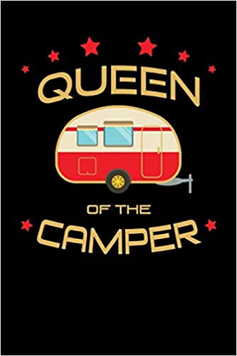 Descargar Libro It Queen Of The Camper: Camping, College Ruled Lined Paper, 120 Pages, 6 X 9 Gratis Formato Epub