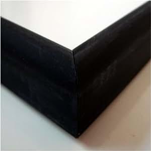 amazoncom black poster print frame size 27quot x 39quot