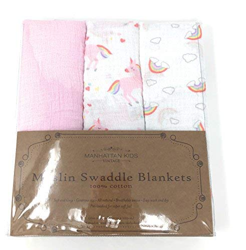 The 10 best manhattan kids muslin swaddle for 2019