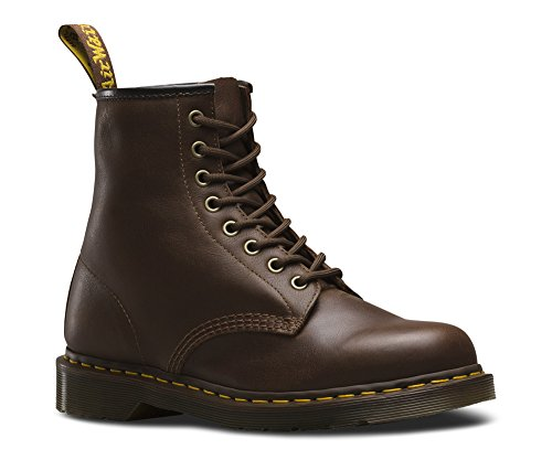 Dr. Martens Men's 1460 Carpathian Combat Boot, Tan, 9 UK/10 M US]()