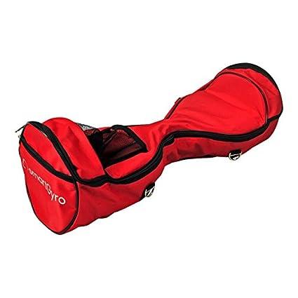 SmartGyro Serie X Bag Red - Bolsa para Patinete eléctrico, Compatible con patinetes eléctricos de