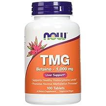 TMG (Trimethylglycine) 1,000mg 100 tabs
