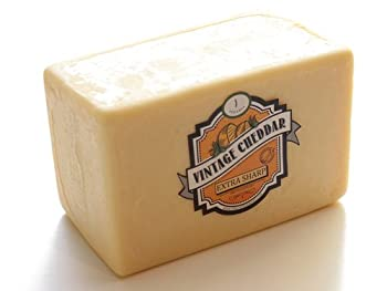 Wisconsin Smooth Texture Cheddar Cheese