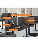 Stand Up Desk Store ReFocus Clamp-on Acoustic Desk