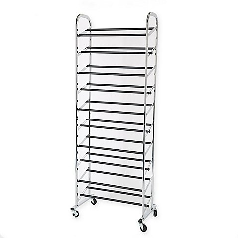 zebra shoe rack - 5