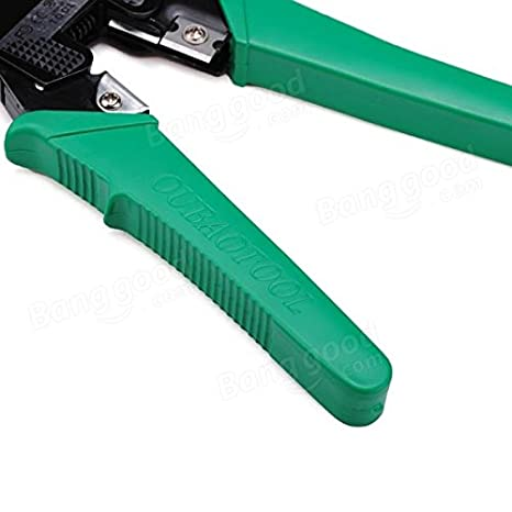 CP01 RJ45 RJ11 RJ12 Net Cable Pliers Cable Crimper Network Tools - Tools & Home Improvement Hand Tools - 1x Set of CAT5E RJ45 Socket Faceplate - - Amazon. ...