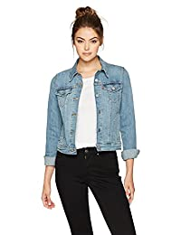 Levi's Womens Original Trucker Jacket Denim Jacket