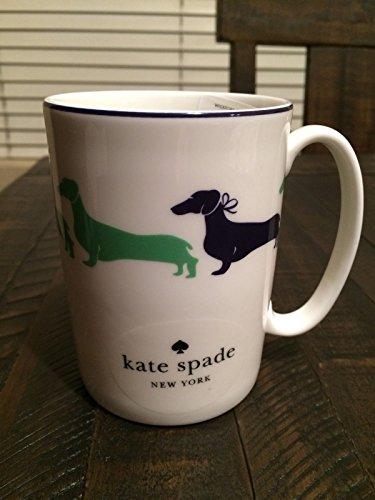 Wickford Mug - Kate Spade of New York Wickford Daschund Mug