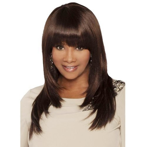 Vivica Fox Pure Stretch Cap Synthetic Hair Wig - Rush V-1 ()