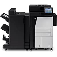 HP LaserJet Enterprise flow M830z Multifunction Laser Printer, Copy/Fax/Print/Scan